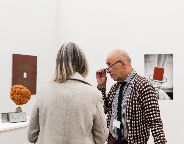Anglim Gilbert Gallery,  Spotlight  section, Frieze New York 2016