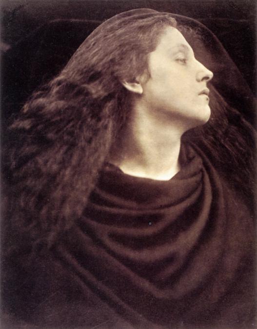 Julia Margaret Cameron,  Call, I Follow, I Follow, Let Me Die,  1867