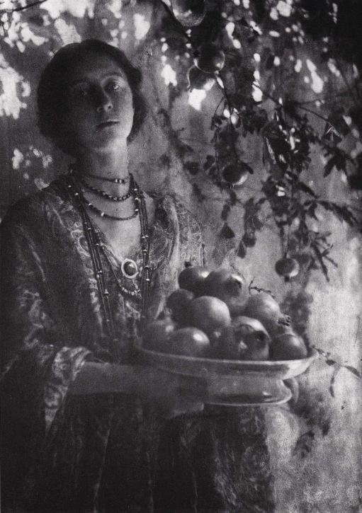 Minna Keene,  Decorative Study,  1906