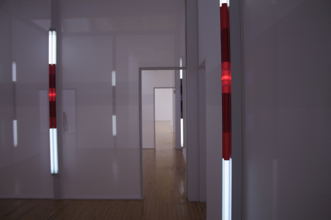 Robert Irwin,  Excursus: Homage to the Square , 2015. Photo: Pagan Carruthers