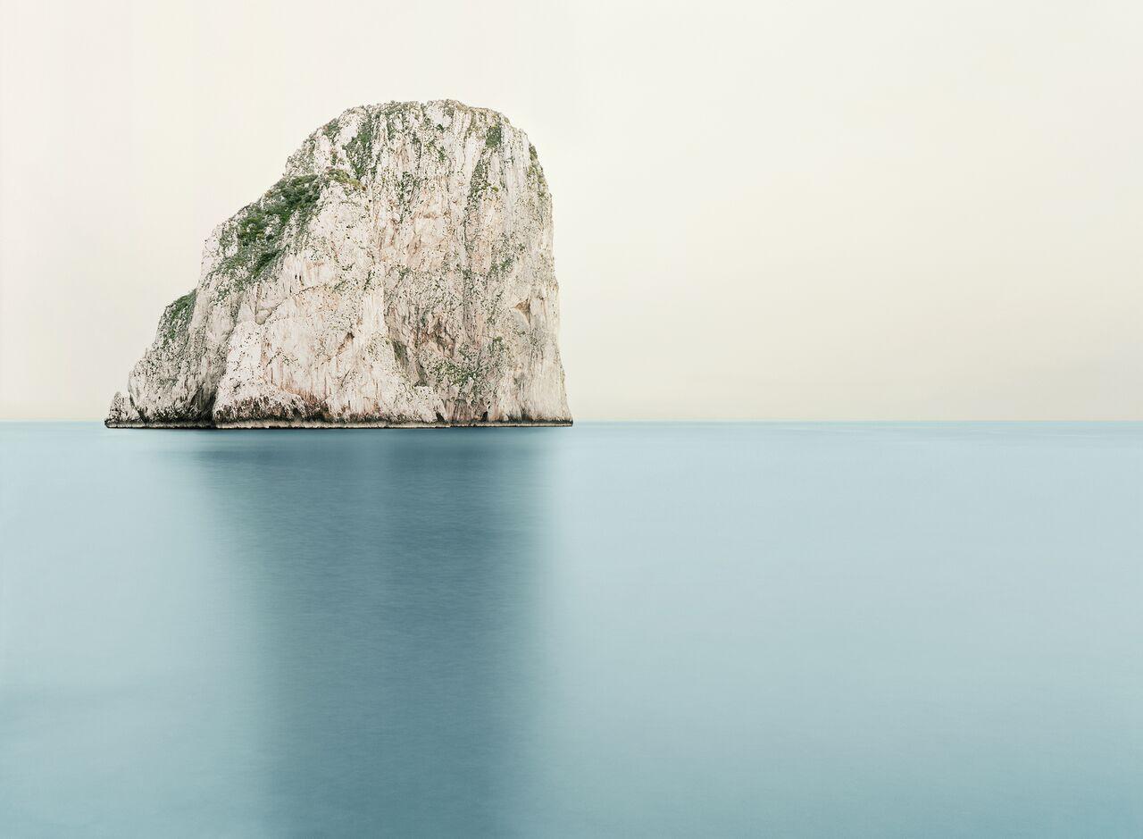 Francesco Jodice –  Capri, the Diefenbach chronicles #013  , 2013. Courtesy Galleria Michela Rizzo, Venezia