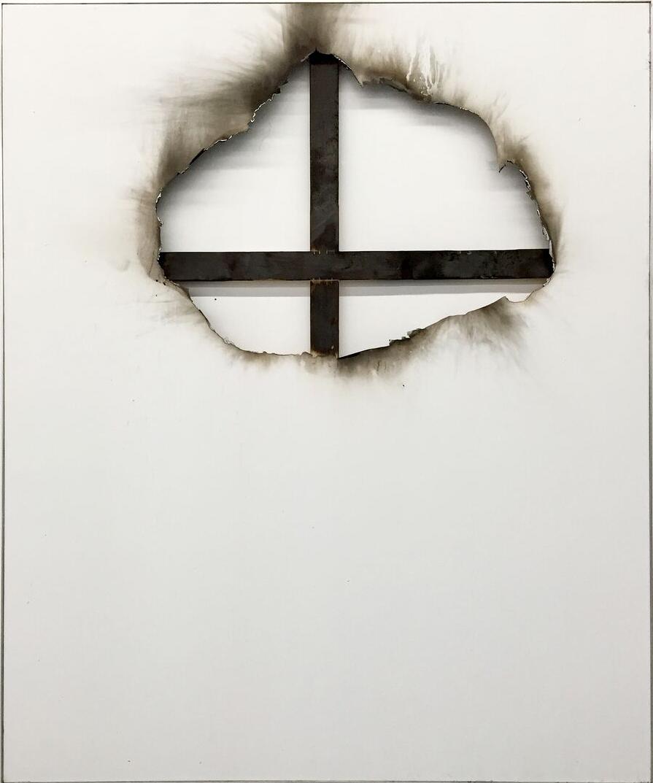 Kasper Sonne –  Borderline No.60  , 2015. Courtesy Brand New Gallery, Milano
