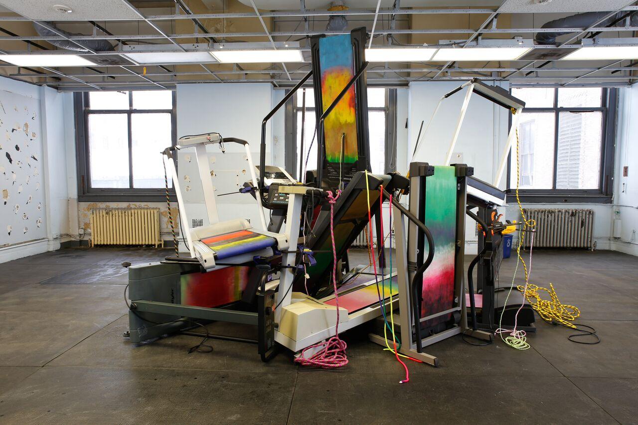 Untitled Treadmills
