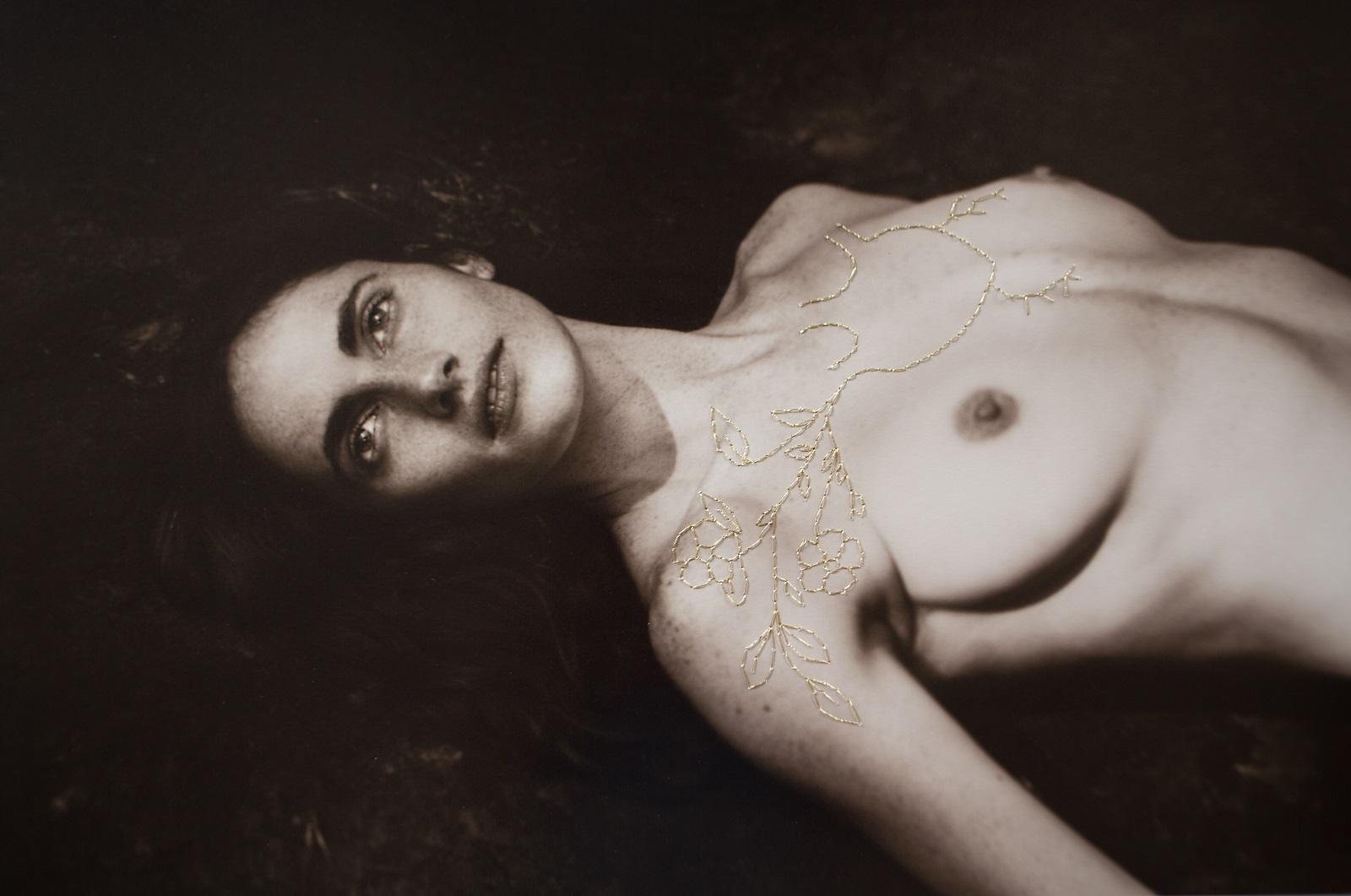 The Golden Heart, 2016 © Anouska Beckwith