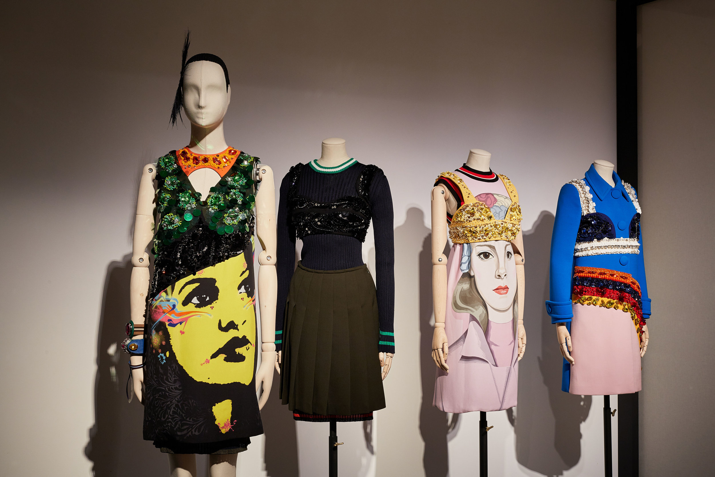The Vulgar_Fashion Redefined. Barbican Art Gallery. Michael Bowles_Getty Images