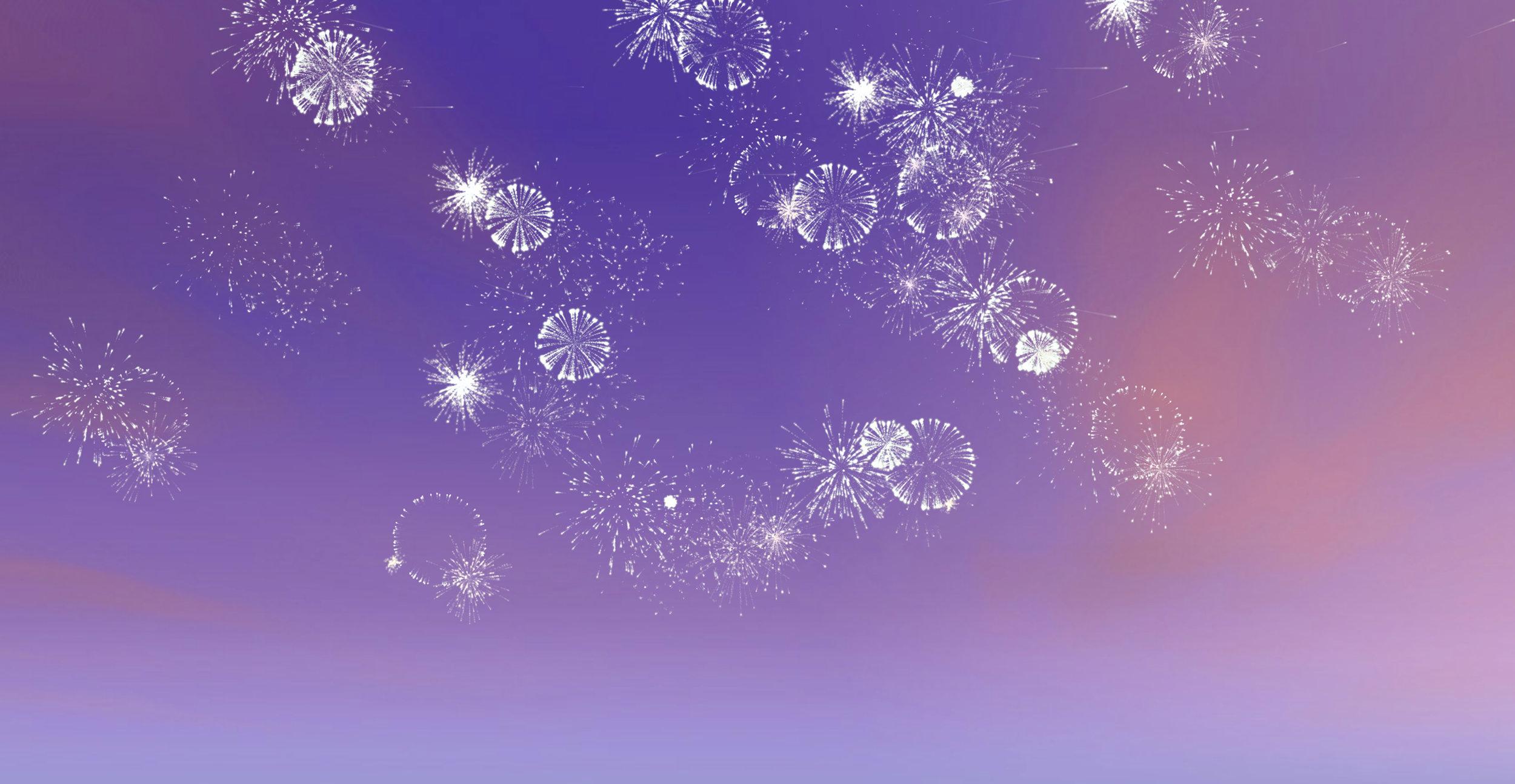 Fireworks, 2015 (flash animation)