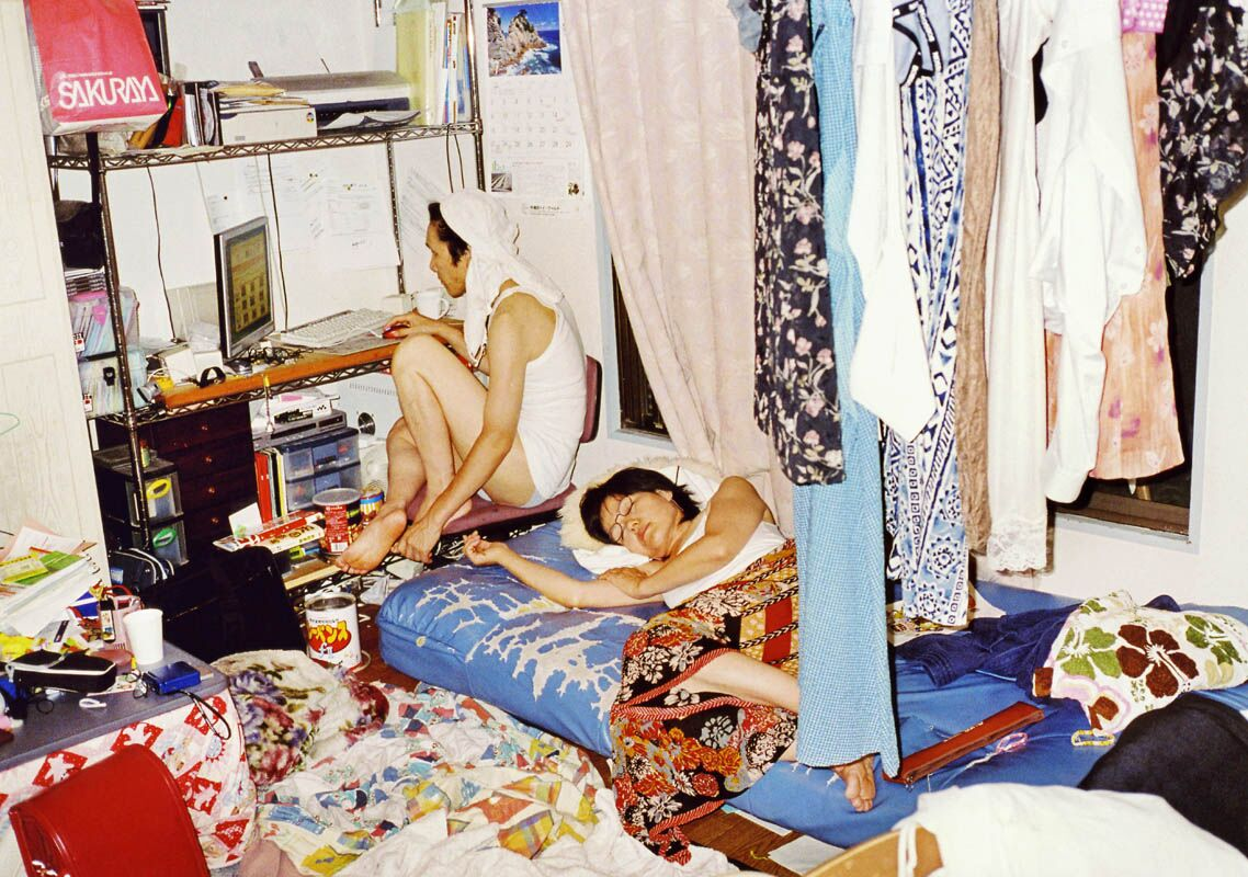 MD-PH-PF-10-01-04, 題府基之, Motoyuki Daifu, Untitled (Project Family) 2010 50.8 x 61 cm