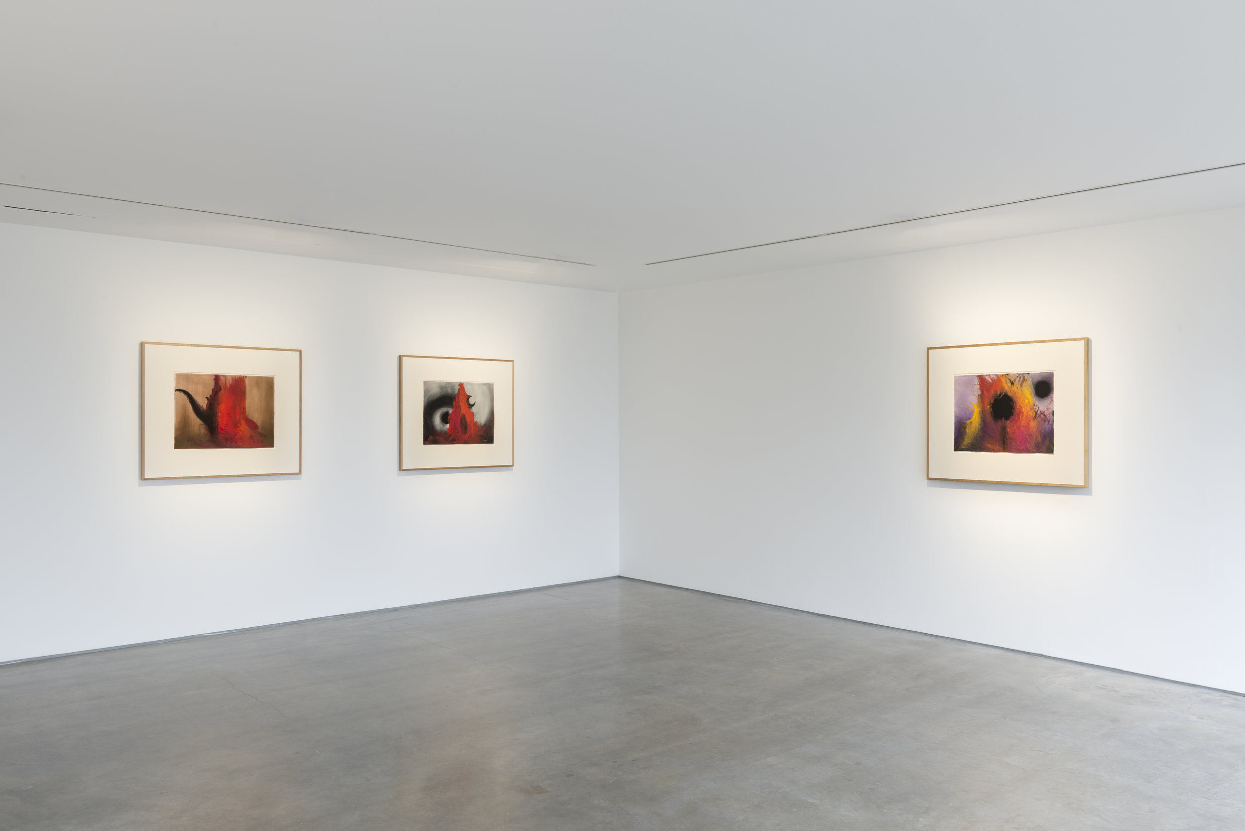 Anish Kapoor, Installation view, Lisson Gallery London, 2017, Photo by Dave Morgan © Anish Kapoor; Courtesy Lisson Gallery