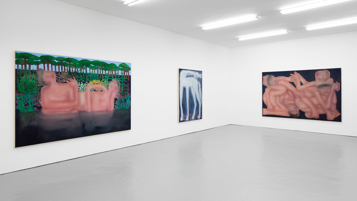 A Review Of In Dirty Water At J Hammond Projects London