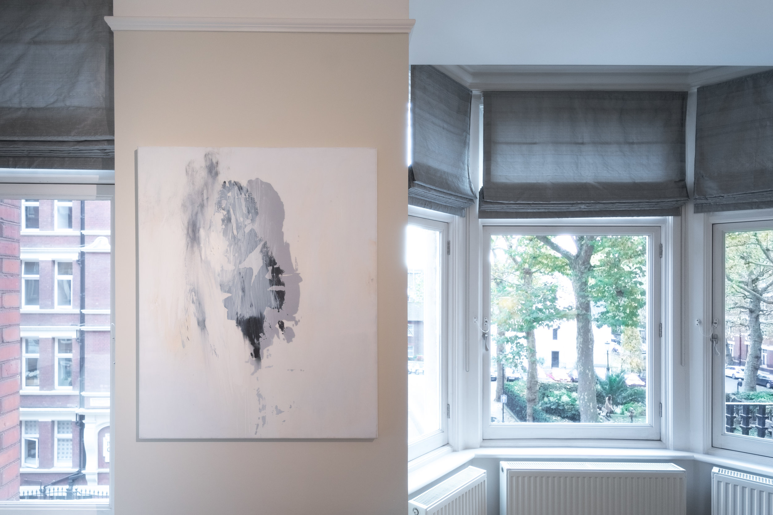 Katya Lewis, installation view.