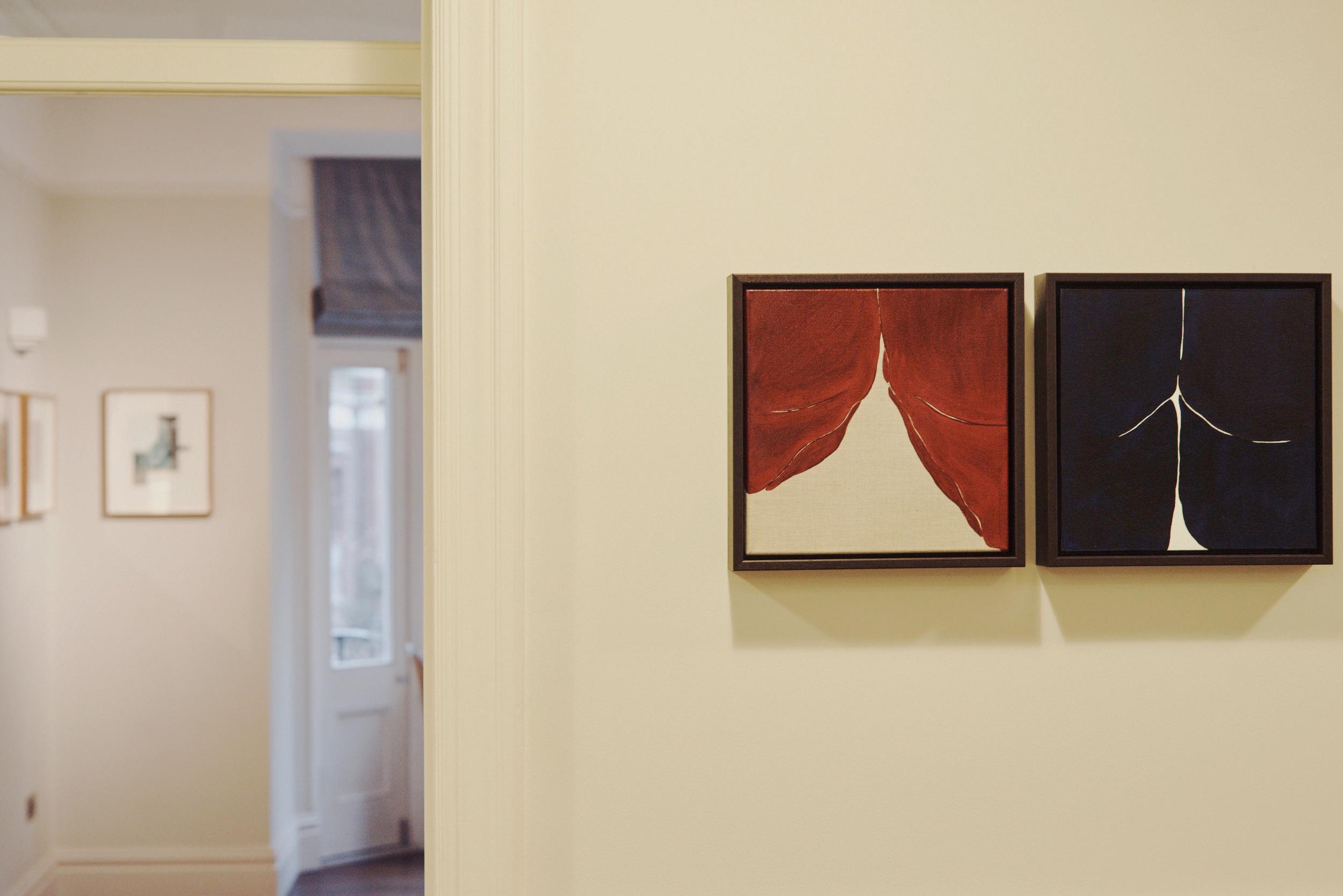 Alba Hodsoll, installation view.