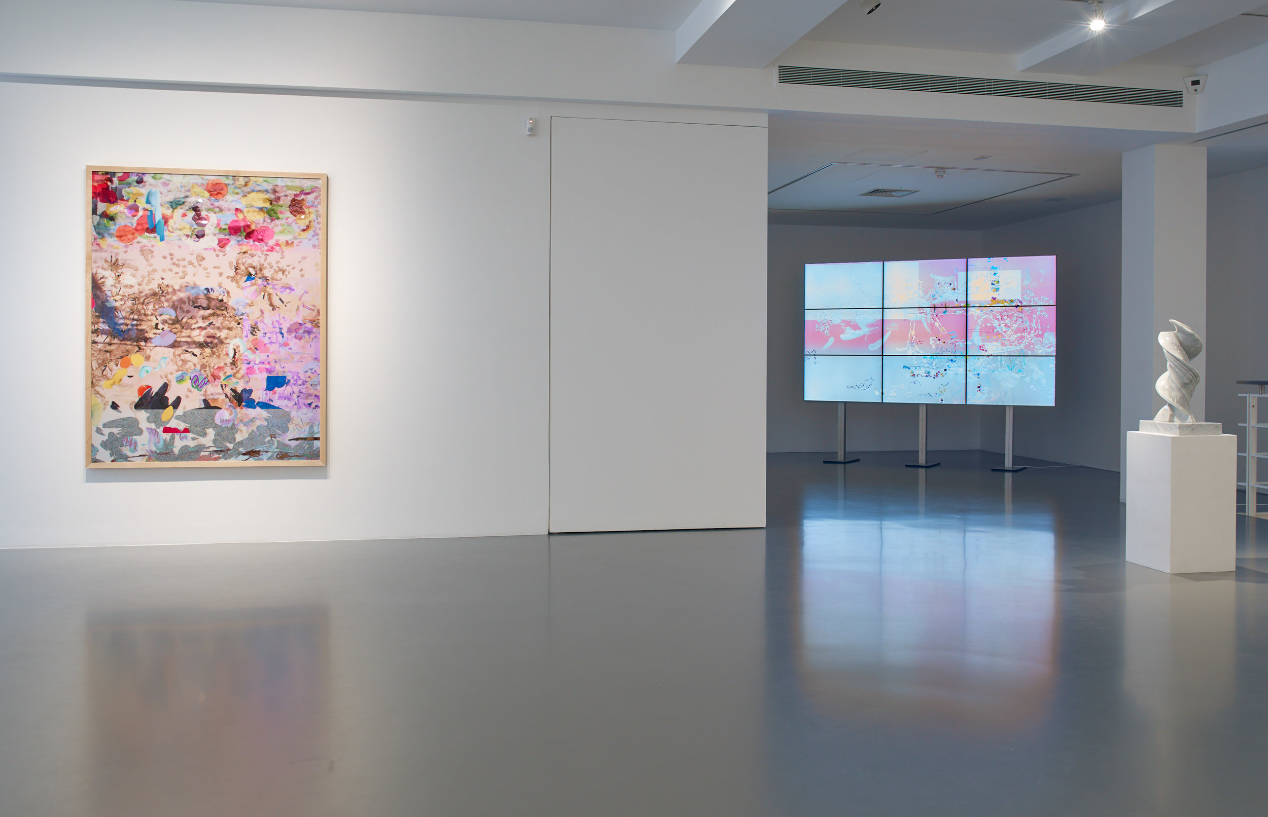 A Review of Petra Cortright: Pale Coil Cold Angel at Nahmad