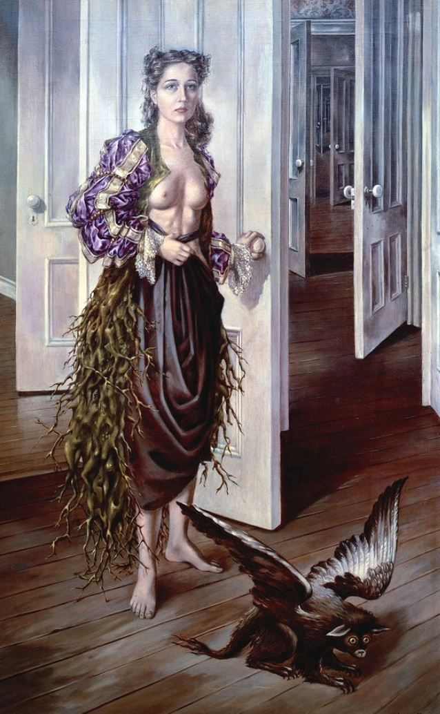 Dorothea Tanning  Birthday 1942,  courtesy of Tate Modern, London.
