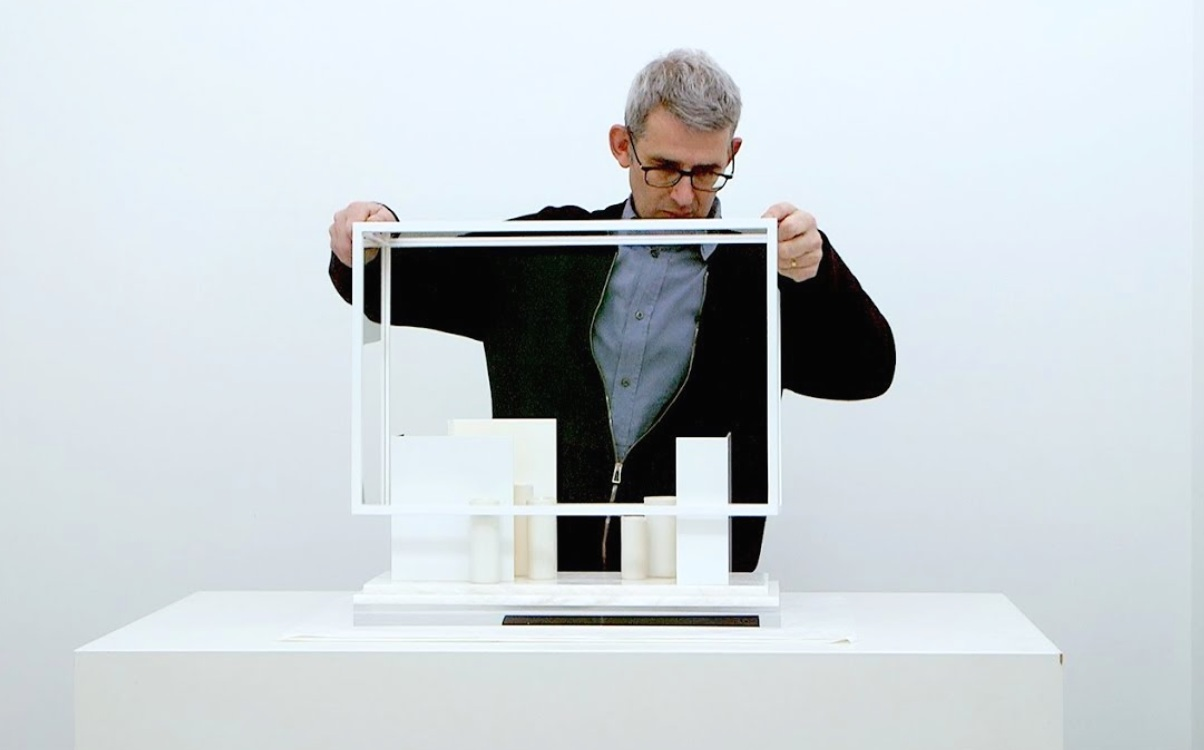 Edmund de Waal, courtesy of The Frick Collection, New York.