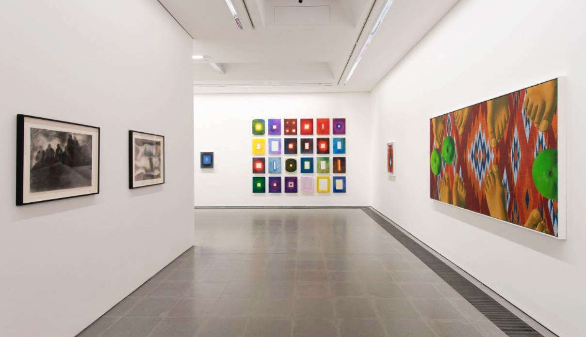 Hugo Glendinning © 2019 Luchita Hurtado, courtesy of Serpentine Sackler Gallery, London.