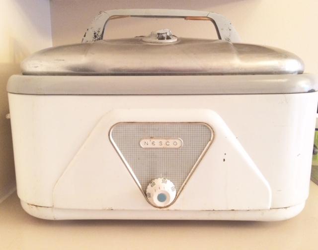 My grandma's old turkey roaster