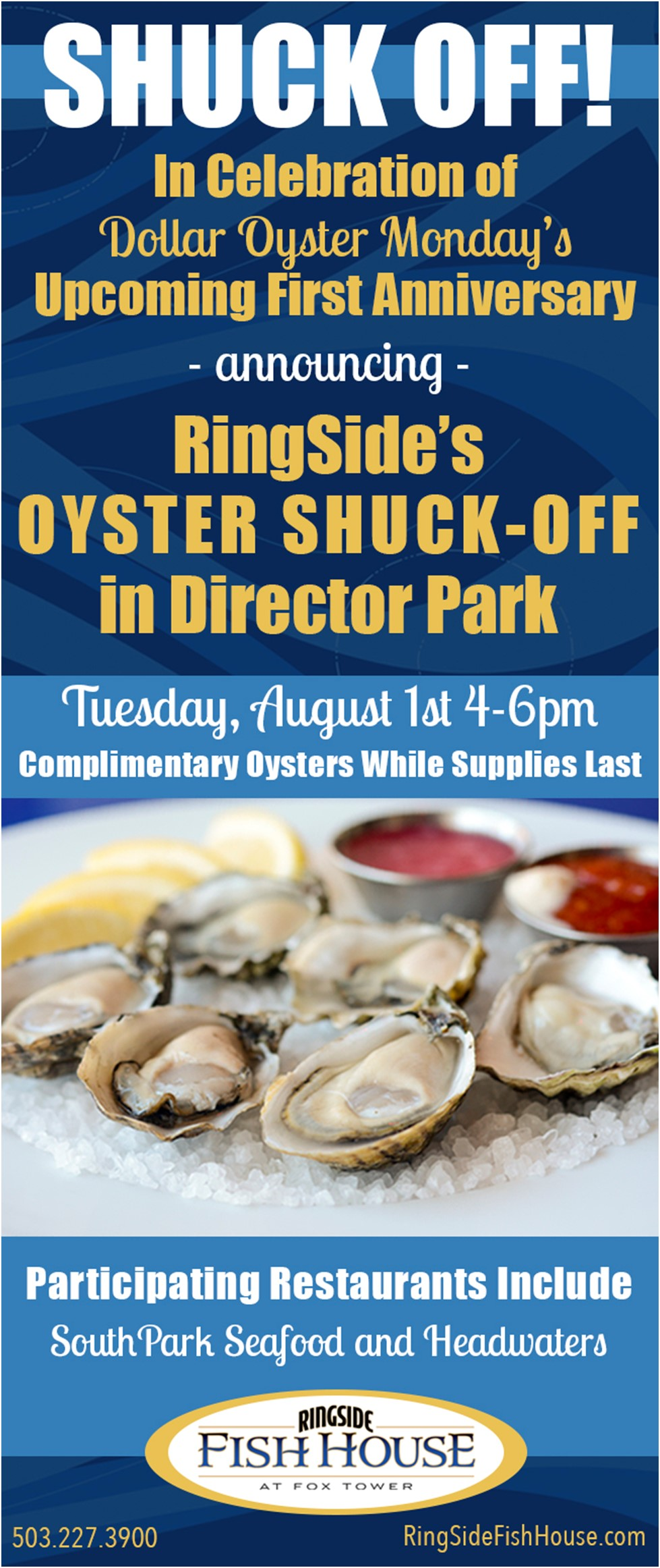 2017 Oyster Shuck Off
