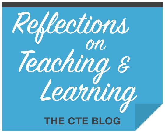 CTE Blog logo