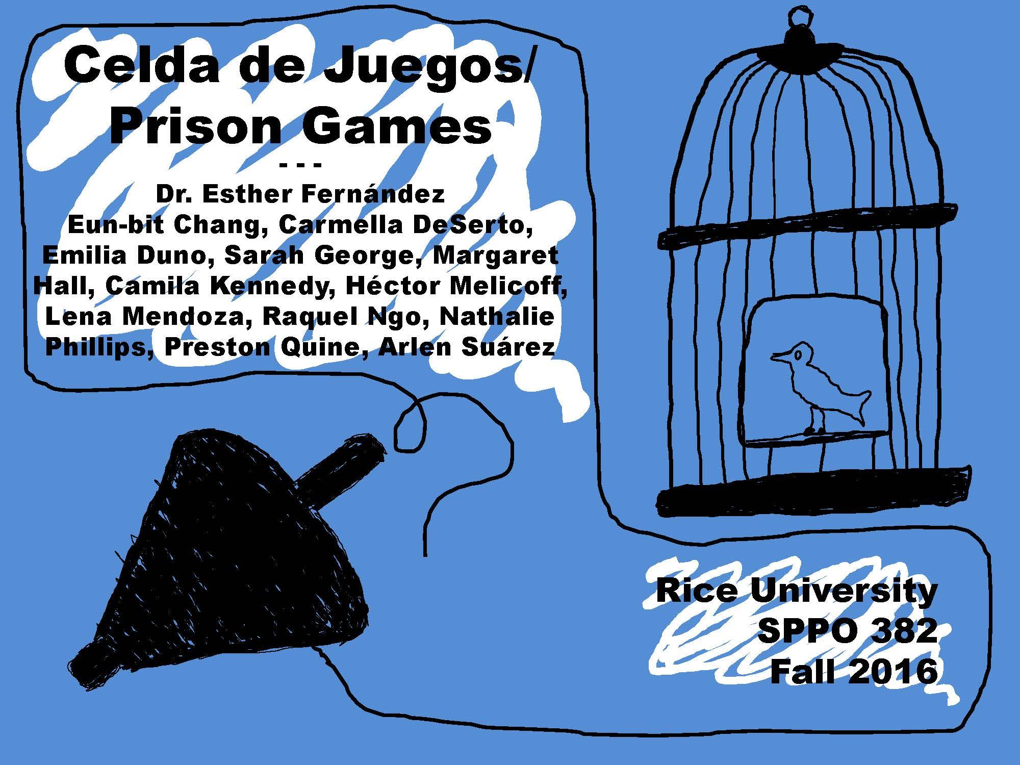 Celda de Juegos Poster.jpg
