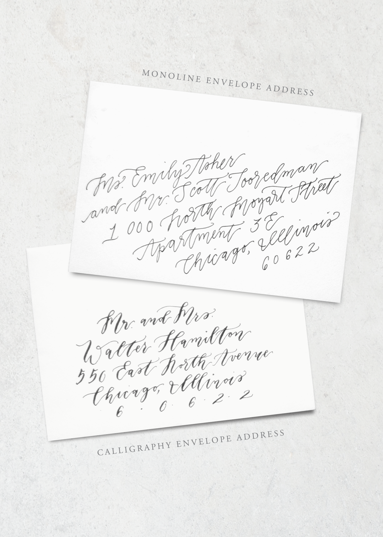 HAND-LETTERING SERVICES