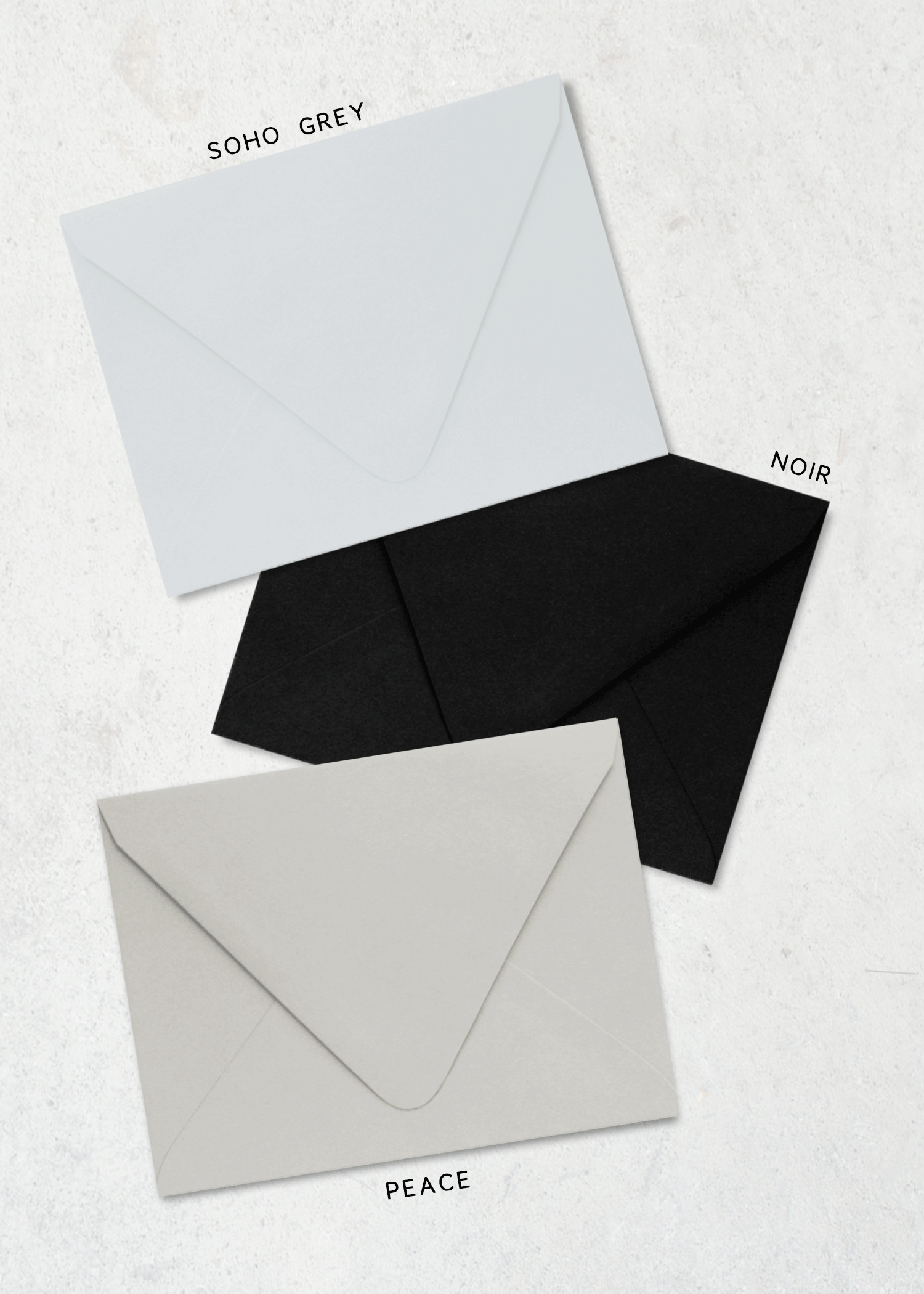 Envelope Selection