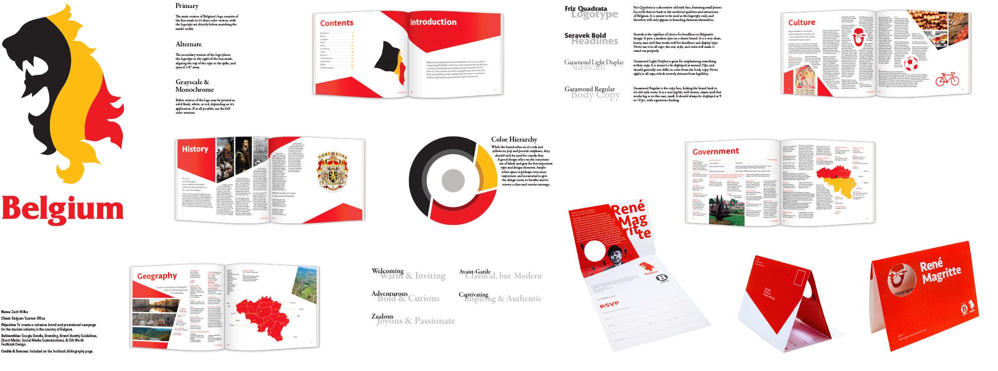 Book Design & Branding