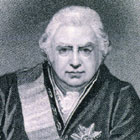 Joseph Banks . A key plant explorer whose work shaped what we garden with today.  Source:  Natural History Museum.
