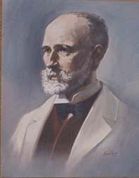 Portrait of Robinson from the National Botanic Gardens of Ireland. Source:  americangardening.net