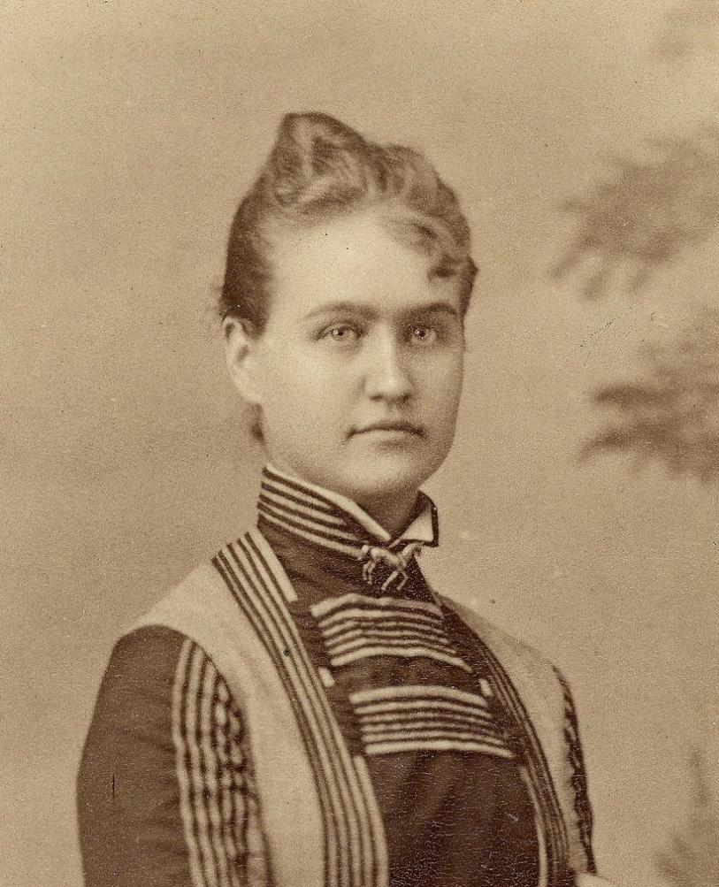Eliza Scidmore. Source:Wisconsin Historical Society