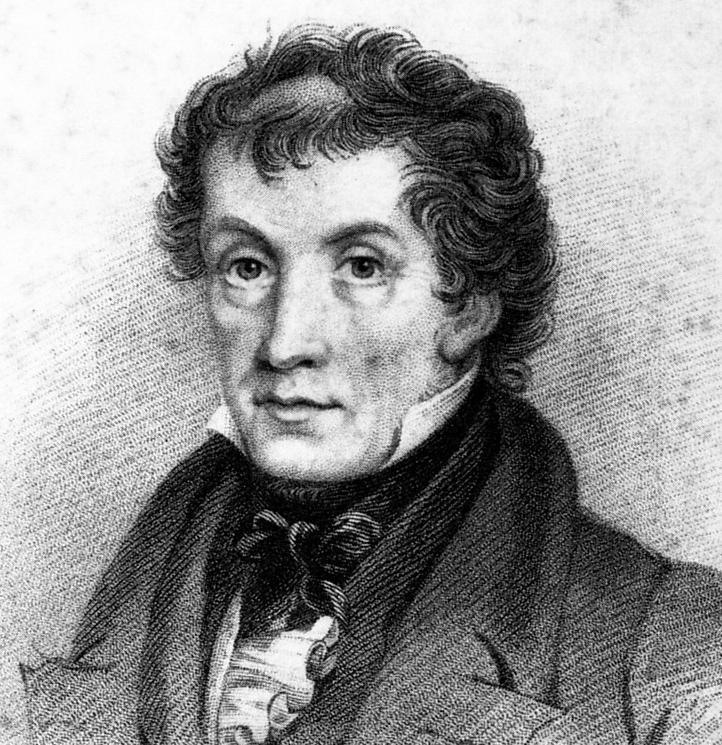 John Claudius Loudon.Royal Horticultural Society, Lindley Library.