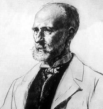 Portrait of William Robinson. Source:  Telegraph