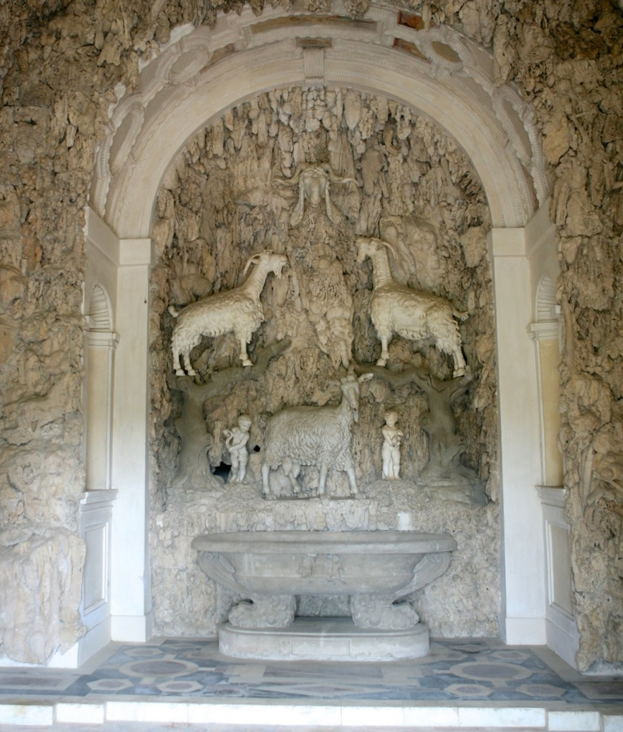 Grotto of Madama.