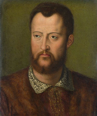 Cosimo I. Source: National Gallery, UK.