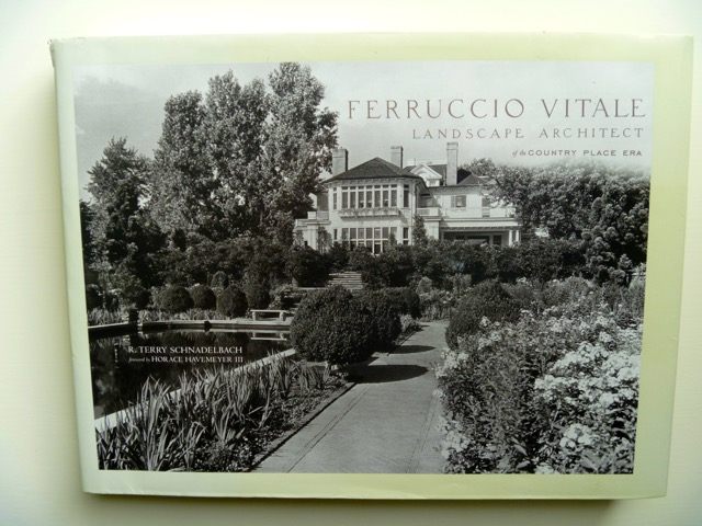 A wonderful book about the work of Ferruccio Vitale by  Terry Schnadelbach . It is well researched and full of historic black and white photos that provide a glimpse into what the gardens must have looked.