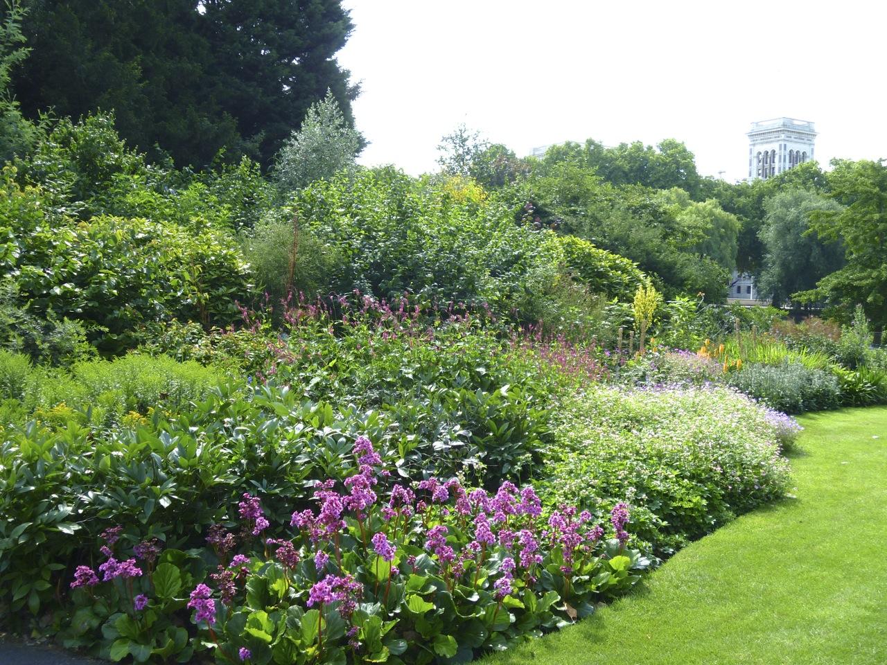 Regent's Park, London, UK.