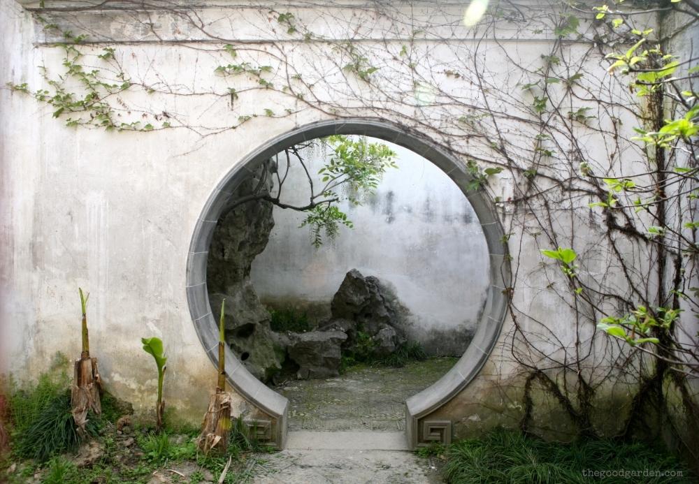 The Lingering Garden. Suzhou, China.