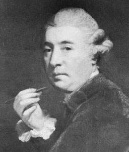William Chambers, architect behind the Kew Pagoda and Somerset House in London. Source: Britannica.com
