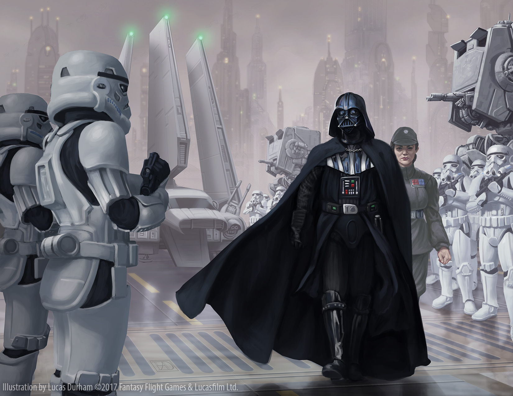 The Realm of the Dark Side