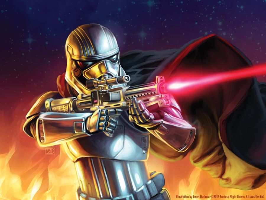 Star Wars Destiny: Ruthless Tactics