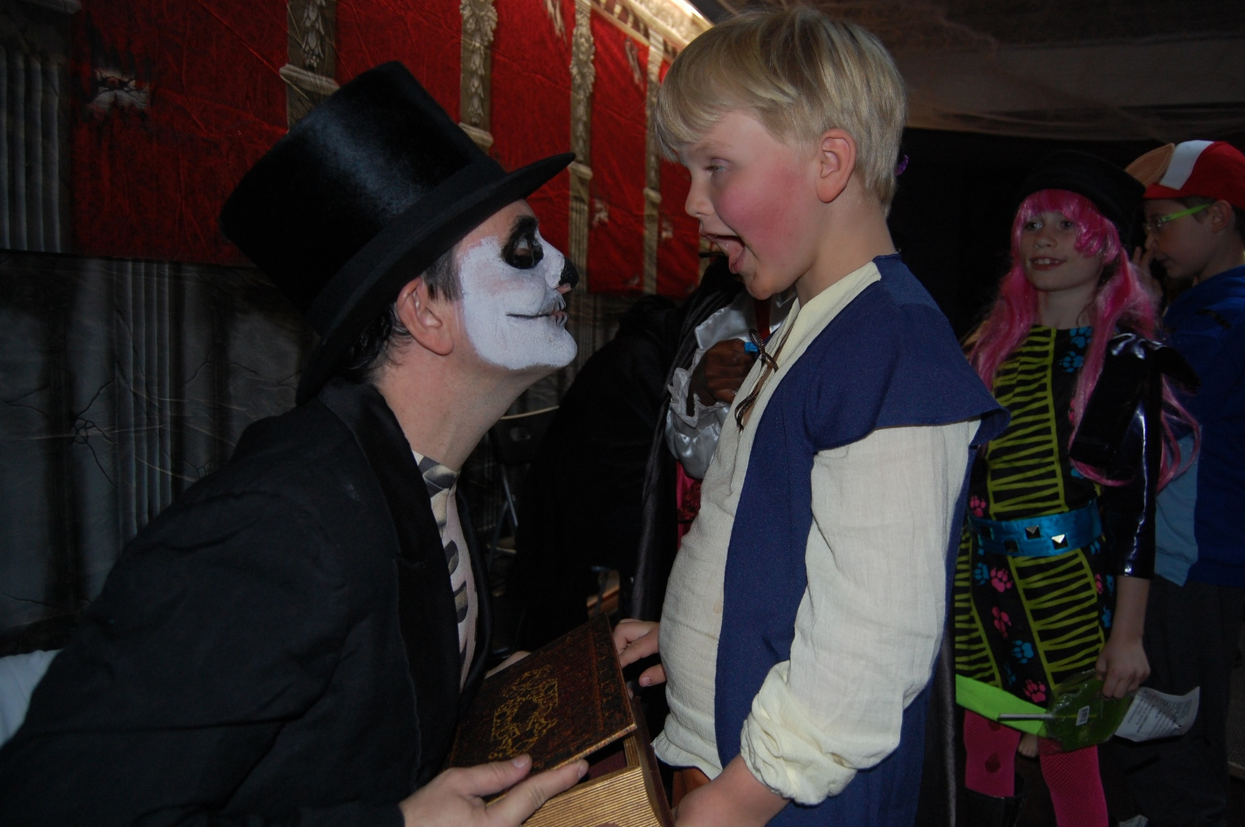Check out the photos from our Halloween Party!