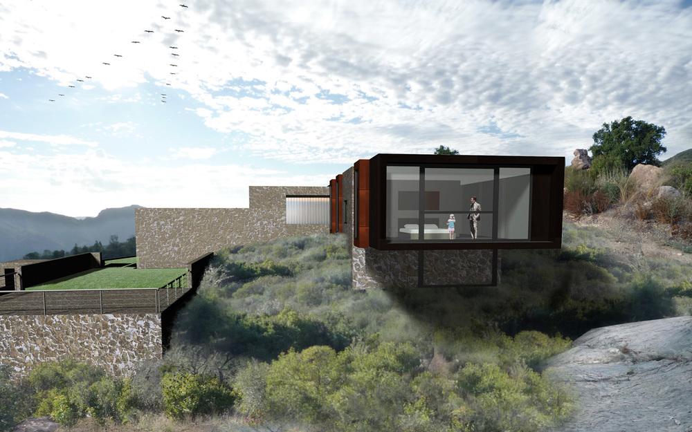 Owl Rock Residence