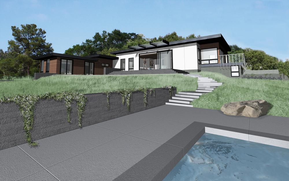 Shepard Mesa Residence