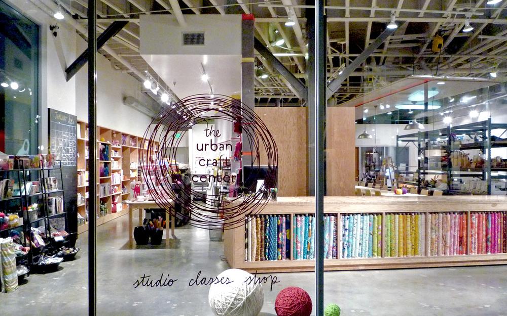 The Urban Craft Center