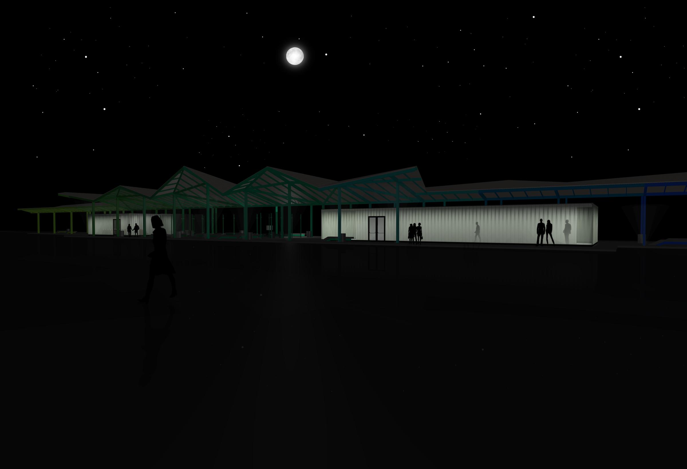 Stuart Transit Station