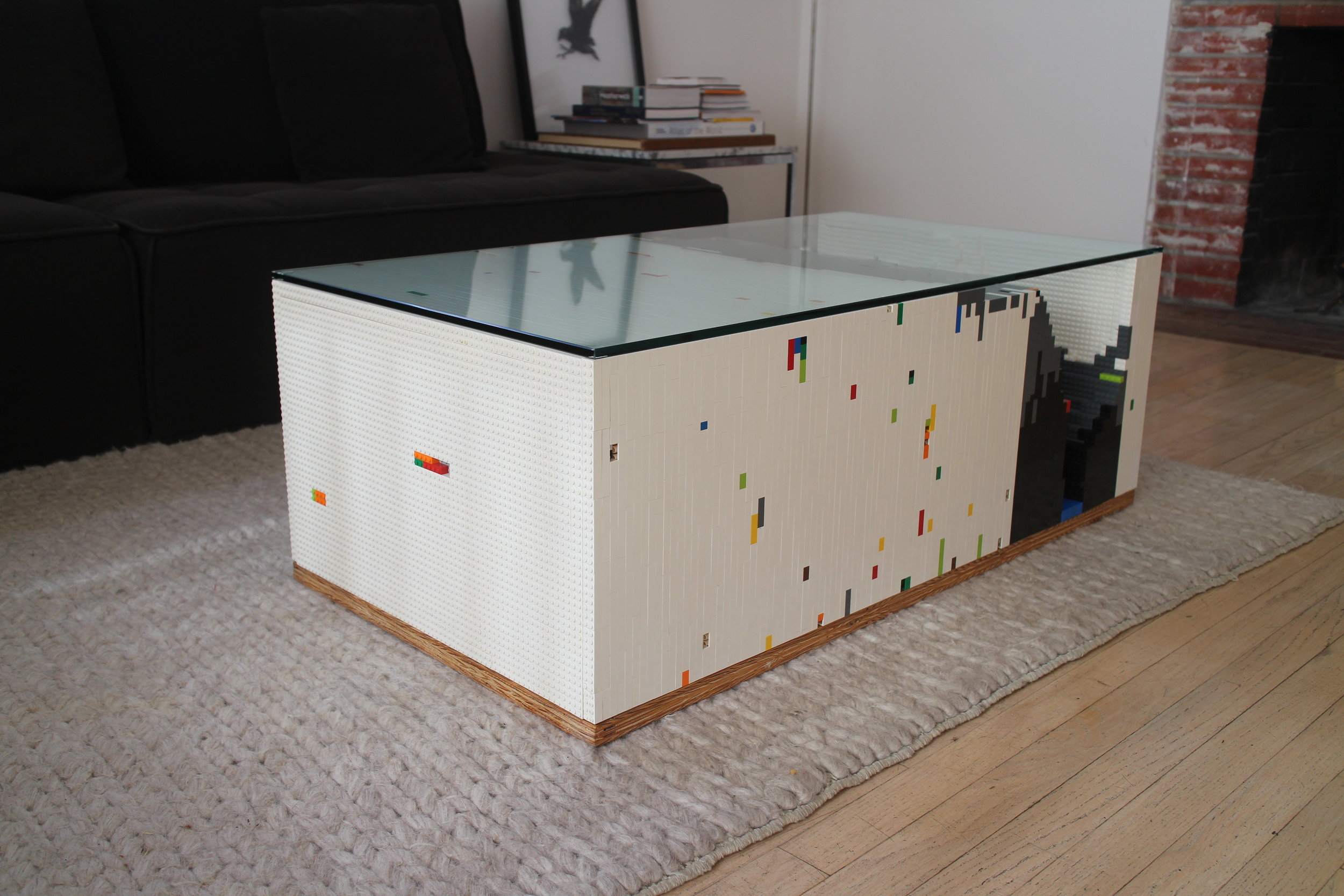 Lego Fjord Table
