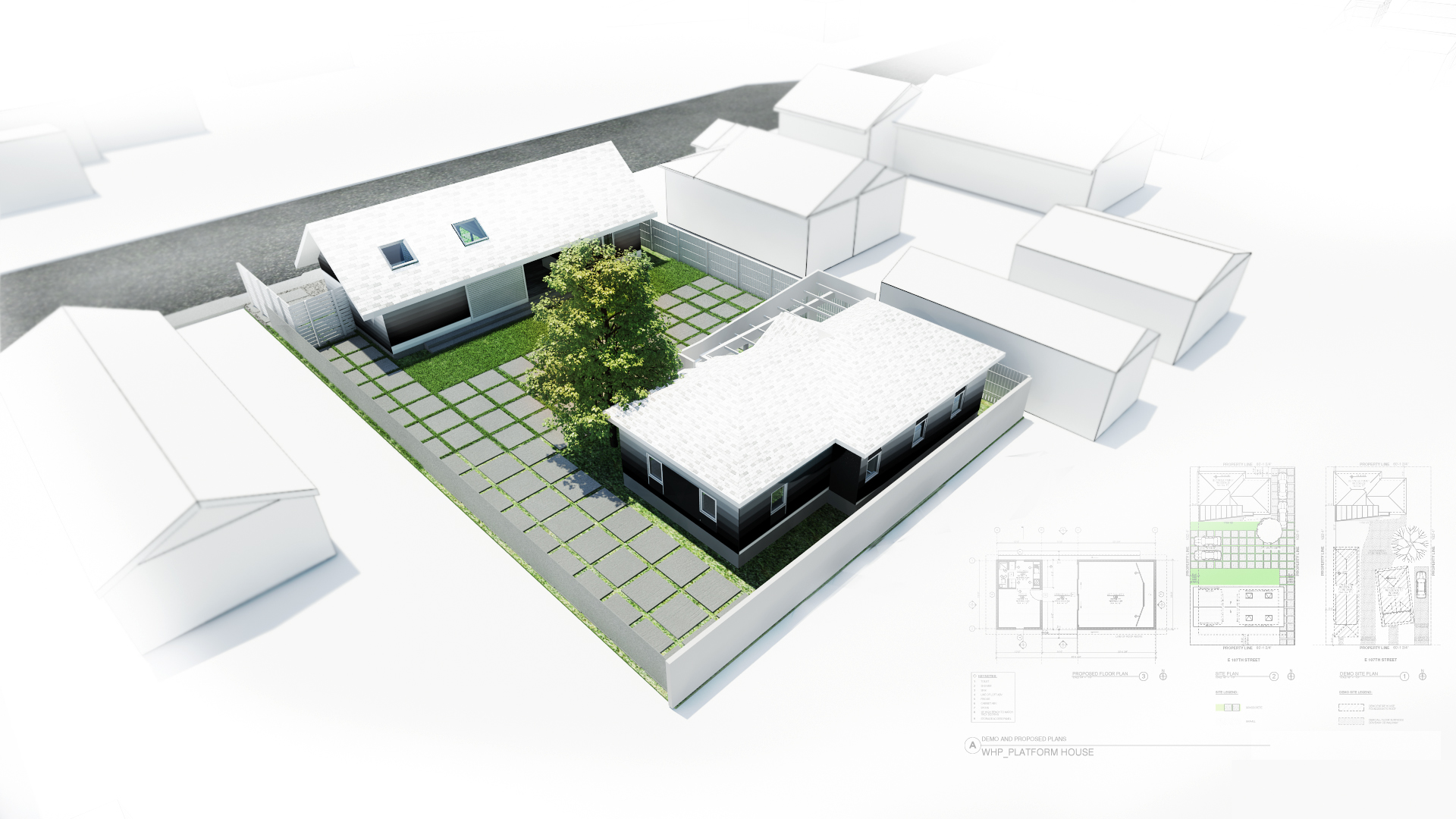 Watts House Project