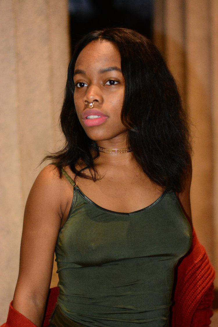 Loretta Eboigbe (Brown '20)