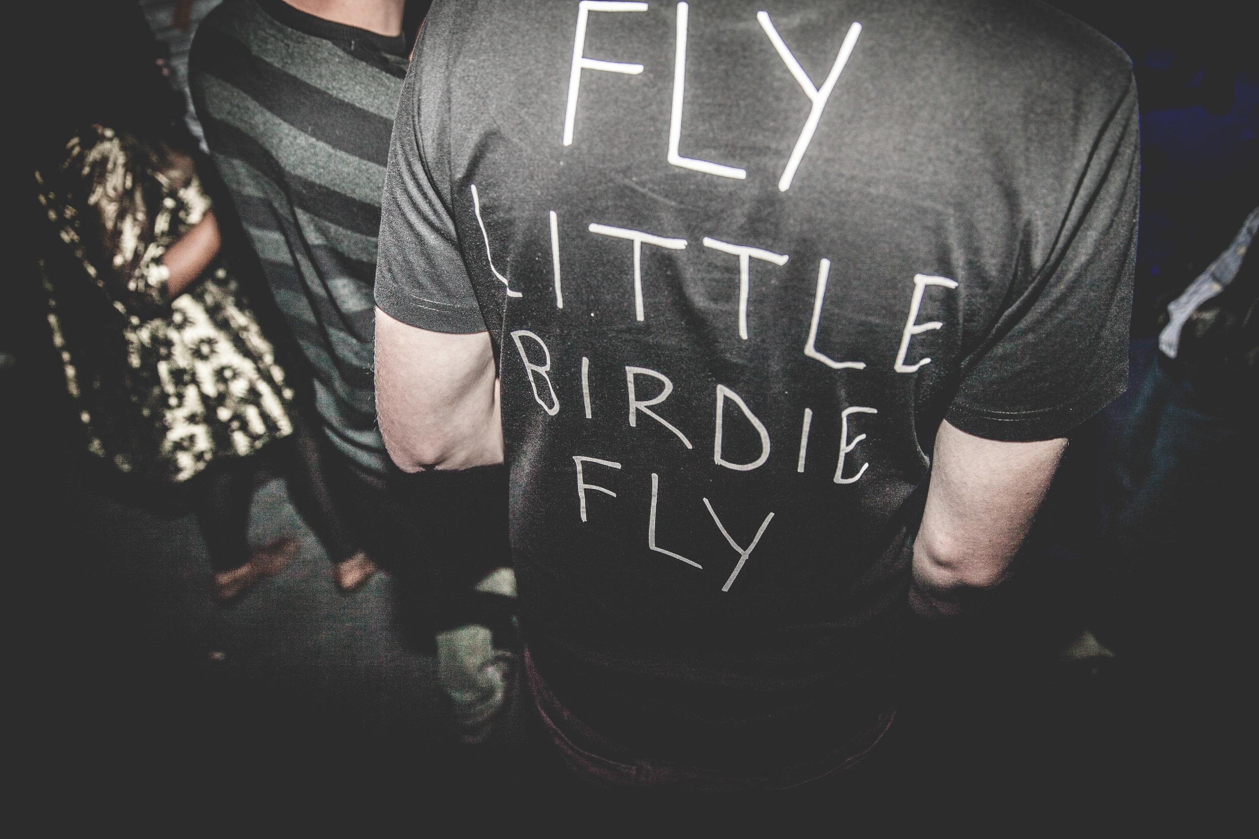 Fly little birdie FLY