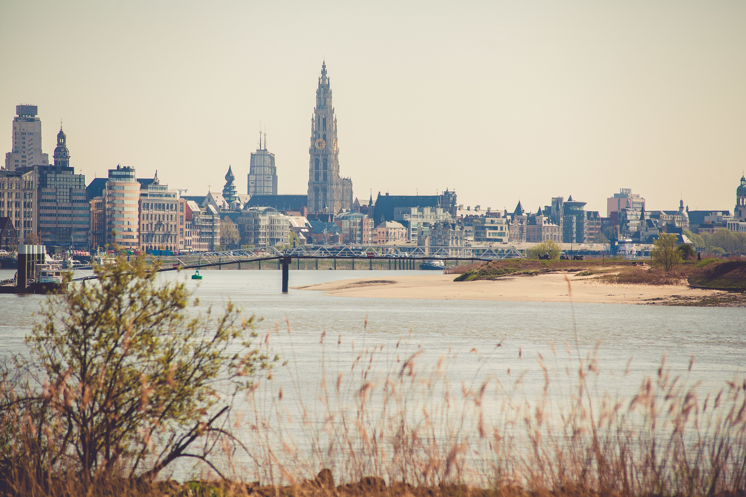 Antwerp, Belgium May 2015