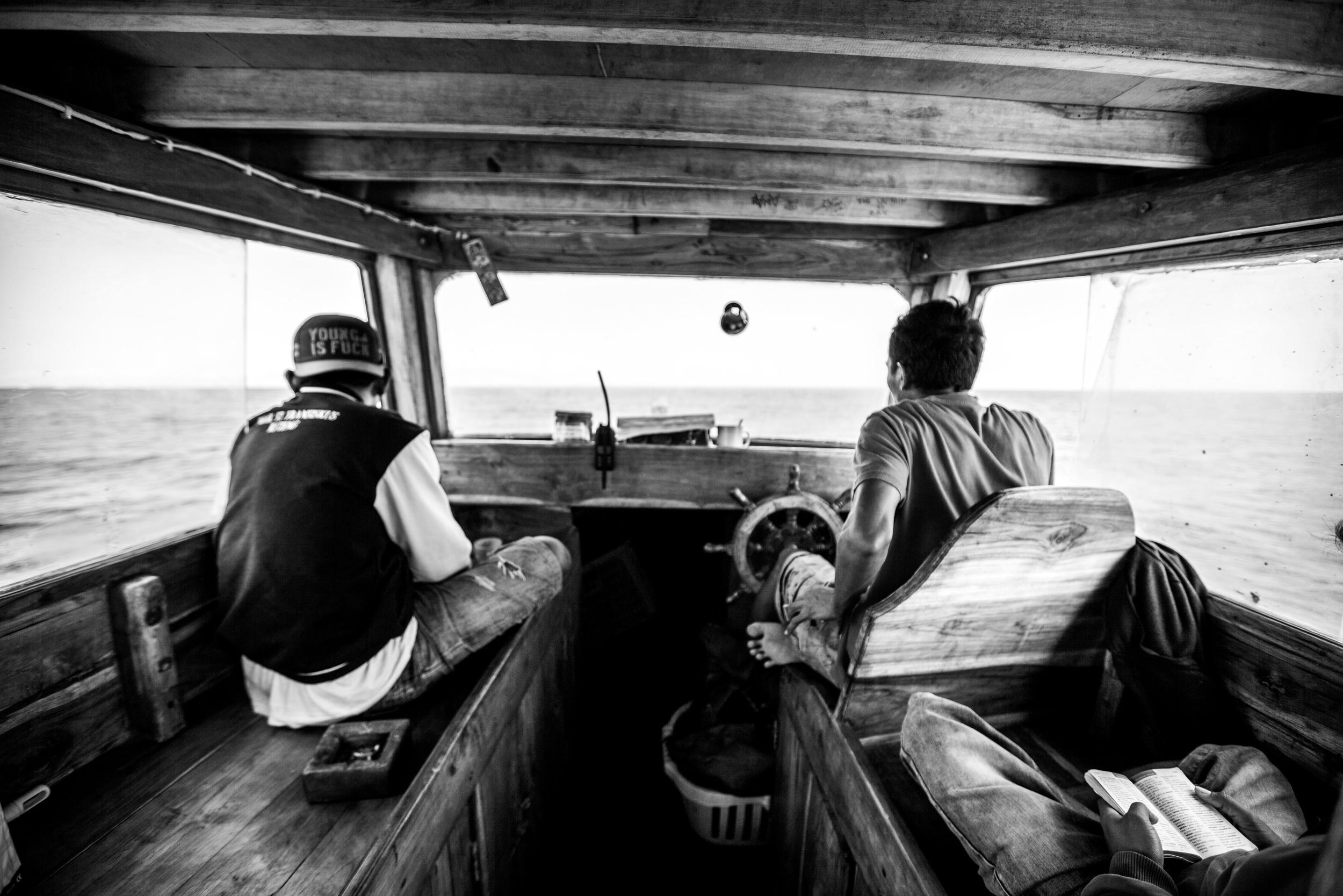 Komodo National Park, Flores, Indonesia